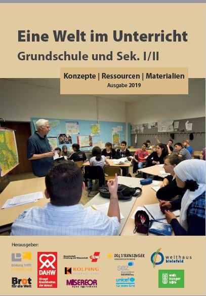 Eine Welt im Unterricht - Ausgabe 2019-PREISREDUZIERT!