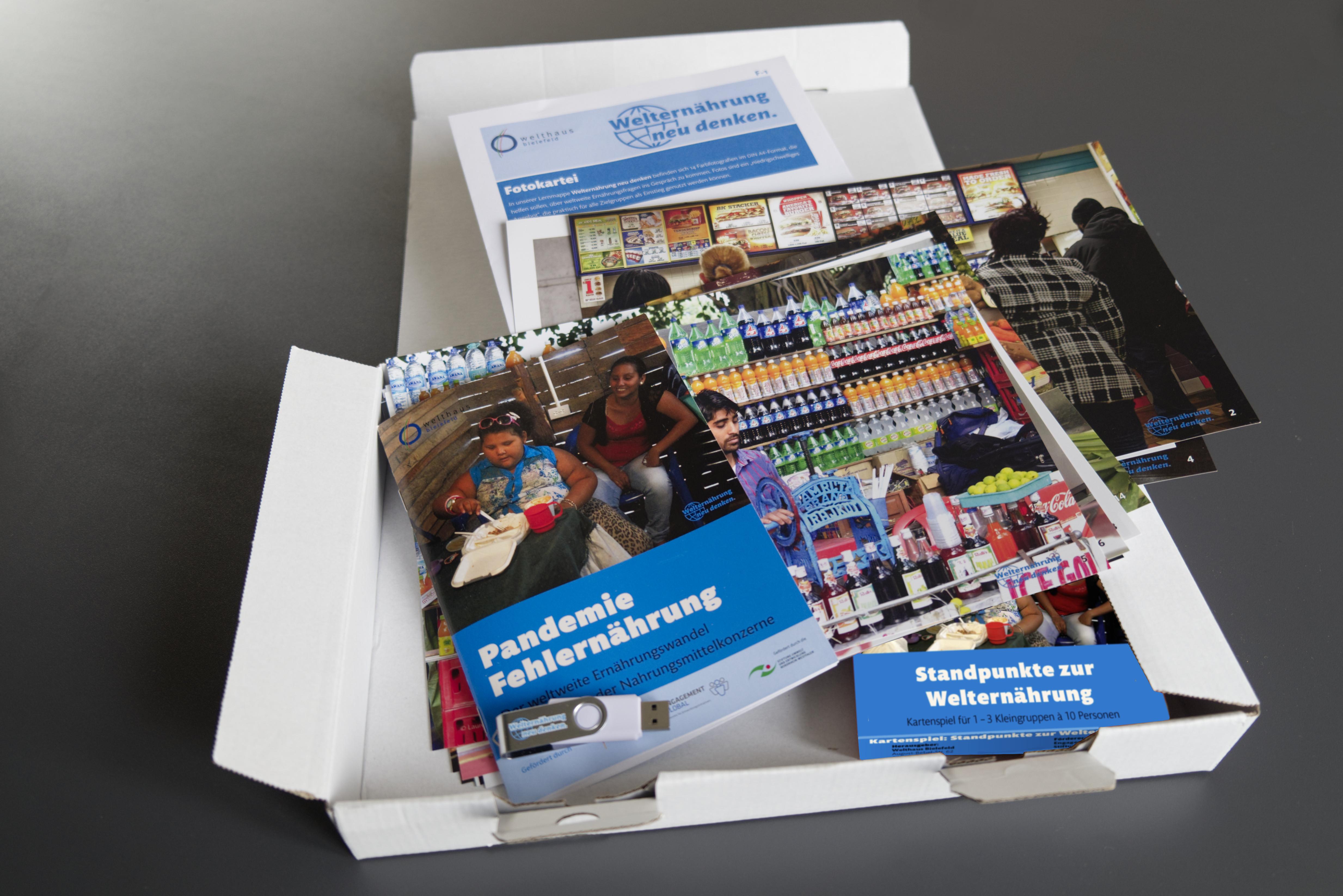 Welternährung neu denken (Lernpaket, 2021)
