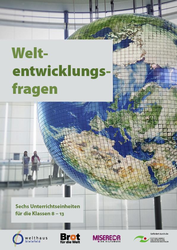 Weltentwicklungsfragen (Unterrichtsmaterialien - REDUZIERTER PREIS)