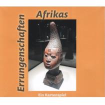Kartenspiel-Errungenschaften-Afrikas