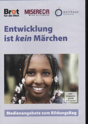"""DVDs """"Entwicklung ist kein Märchen"""""""